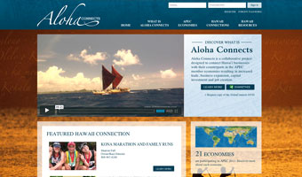 Aloha Connects