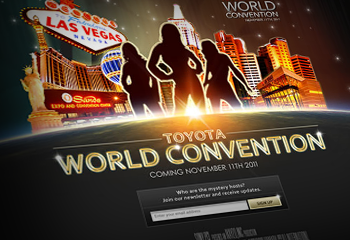 Toyota World Convention 2011