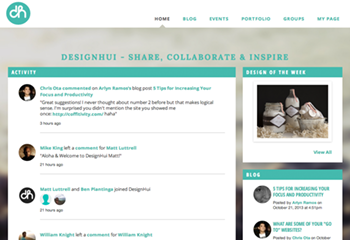 Design Hui Screenshot